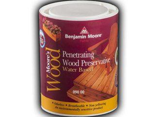 093 Moore's Wood Βερνίκι Ξύλων Νερού Γυαλιστερό