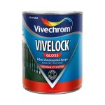 Vivelock Gloss Λευκό Vivechrom 750ml